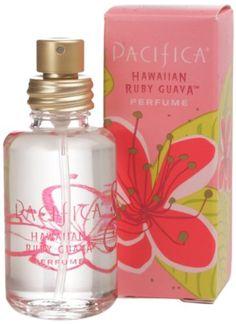 "Pacifica Hawaiian Ruby Guava Perfume (Vegan) (""Love the sweet smell of this one too..."" - Angela @ Vegangela.com)"