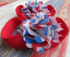 Independence Day, Baby Girl Sandals, Holiday Sandals, Infant Girl Sandals, Photo Shoot Prop by OurKraftyCreations on Etsy