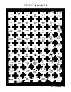 dungeon-symbols.jpg 2,550×3,300 pixels