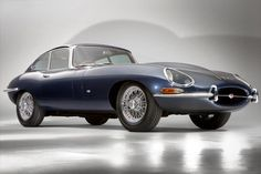 "1965 Jaguar E - The car Enzo Ferrari called ""the most beautiful car ever made"""