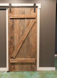 Barn Doors porta scorrevole vintage in legno massello, realizziamo porte…