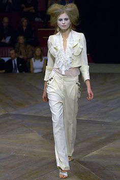 Alexander Mcqueen Spring/Summer 2007 Ready-To-Wear Collection | British Vogue