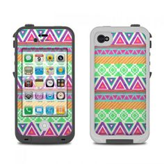 Tribe LifeProof iPhone 4 Case Skin $9.99!!