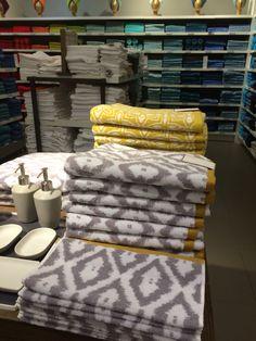 Cool towels - John Lewis