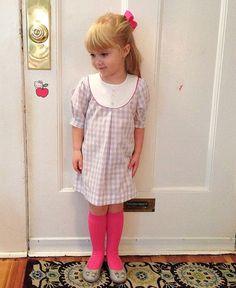 Oliver + S sewing pattern: Playdate Dress by kellydonovan624, via Flickr
