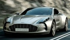 Aston Martin One-77 ......the 77 bastards that got these? forever jealous.