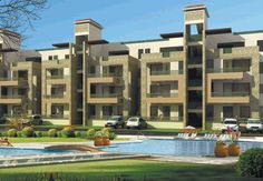Supertech Oxford Square Offers Residential Properties In Greater Noida West : Get ready For A Villa-Type Living Experience....