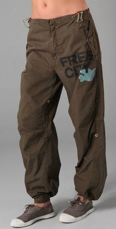 Freecity Convertible Maharishi Twill Pants thestylecure.com
