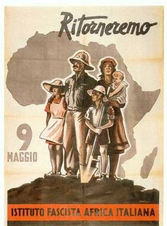 We'll Return. Italian Africa | Flickr - Photo Sharing!