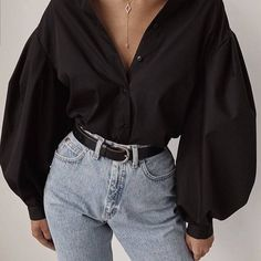 Makeuphall: The Internet`s best makeup, fashion and beauty pics are here. Cute Comfy Outfits, Classy Outfits, Vintage Outfits, Cool Outfits, Casual Outfits, Fashion Outfits, Estilo Indie, Mode Simple, Retro Shirts