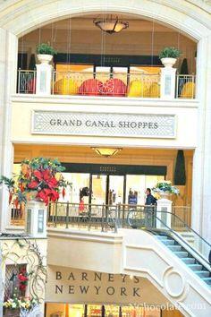 Grand Canal Shops, Las Vegas