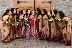 indian wedding bridesmaid - Google Search