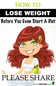 How to Lose Weight BEFORE You Even Go on a Diet #totalbodytransformation