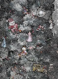 Christmas Tree Ornaments.     I hope you enjoy these moments in time that have been captured.     Stop by and check out some of my other Galleries on Fine Art America. 