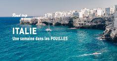 De ses petits villages à ses superbes côtes des mers Adriatique & Ionienne, je vous raconte tout sur ce road trip d'une semaine dans les Pouilles en Italie.