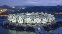 Les 30 Stades les plus Impressionnants dans le Monde (17)