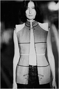 Fashion World Studies Margiela's Looks and His Next Move - NYTimes.com