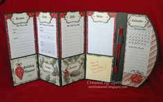 Includes tutorial for faux leather used on outside flap.
