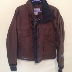 Columbia titanium jacket Women's medium jacket in beautiful condition! Great for cold days! No stains or rips! Columbia Jackets & Coats
