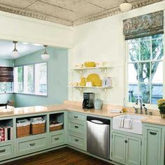 Photo: Jack Thompson | thisoldhouse.com | from Steal Ideas From Our Best Kitchen Transformations