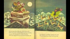 1951 Gustaf Tenggrens illustrated Big Golden book.1951..enjoy the video and wonderful illustrations