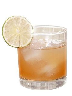 Chef Michael Symon's Knob Creek Summer Spice whiskey cocktail.http://www.people.com/people/article/0,,20713749,00.html