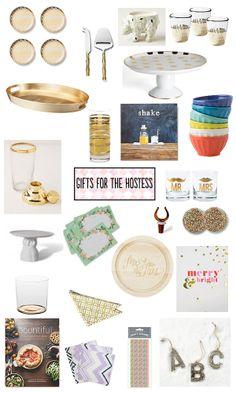 Gift Guide: For the Hostess & Entertainer