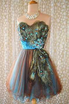 short blue aqua prom dresses | TURQUOISE PEACOCK PROM COCKTAIL EVENING PAGEANT SHORT BRIDAL GOWN ...
