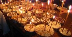 Greek Desserts, Greek Recipes, Example Of Prayer, Resurrection Of The Dead, Prayers For Him, Christ Is Risen, Orthodox Christianity, Birthday Candles, Dessert Recipes