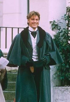 Saen Bean as Lord Richard Fenton - Scarlett the miniseries 1994