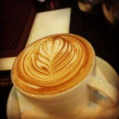 Latte art free pour  My pours !