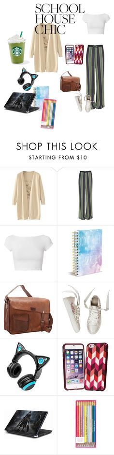 """""""Finals jams course"""" by tedegirl ❤ liked on Polyvore featuring Dries Van Noten, Helmut Lang, SHARO, Brookstone, Vera Bradley and finals"""