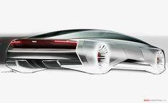 Audi 'Ender's Game' car