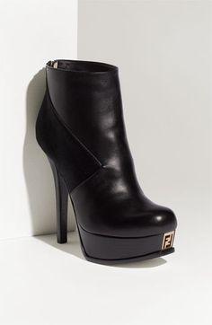 Fendi... #DesignerShoes... #LadiesStylish