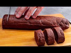 Biscuiti de ciocolata din doar 6 ingrediente, FARA COACERE! Cookrate-Romania - YouTube Sausage, Beef, Food, Meat, Meals, Ox, Sausages, Yemek, Eten