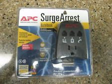 Apc Surge Arrest Surge Protector New Notebook Fax Answering Machine Surge Protector Power Answering Machines