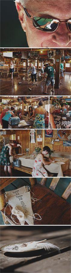 Katie + Mike – Wedding at Camp Tamakwa, Muskoka Ontario