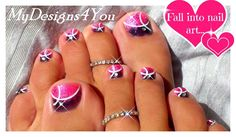 Pedicure tutorial, how to toenail art. Розовый Педикюр Градиент. https://www.youtube.com/watch?v=bjJdr498Wjc LEARN THIS QUICK PEDICURE ART DESIGN. CUTE PINK ...