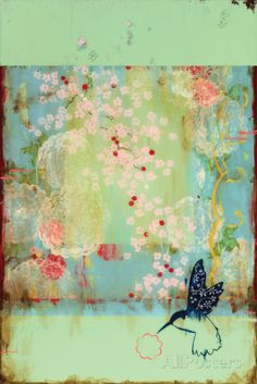Cherry Blossoms Art by Kathe Fraga - AllPosters.co.uk