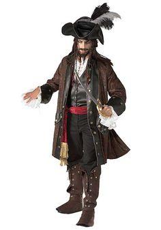 Como Criar uma Fantasia de Pirata Passo a Passo Fácil