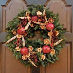 Williamsburg wreath