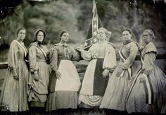 Hundreds of women dressed up as men and fought in the Civil War.