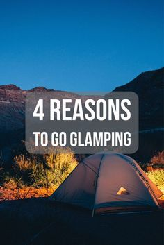 4 Reasons to Go Glam