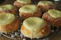 Moje Wypieki   Drożdżówki z białym serem