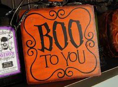 Burton Avenue: Freebie Friday-Boo To You