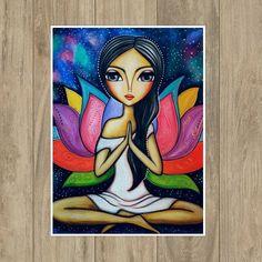 33 x consulta por la promo🔥 .⭐ROMI LERDA - espacio de arte⭐ 473 bis n° 246 Loc. Namaste Art, Madhubani Art, Indian Art Paintings, Indian Folk Art, Cool Art Drawings, Art N Craft, Sketch Painting, Whimsical Art, Anime Comics