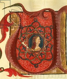 View top quality illustrations of Initial Capital Letter U Depicting The Figure Of A Lady Miniature From A Medieval Manuscript Italy Century. Find premium, high-resolution illustrative art at Getty Images. Medieval Manuscript, Medieval Art, Renaissance Art, Illuminated Letters, Illuminated Manuscript, Initial Capital, Drawing Letters, Alphabet, Art Costume