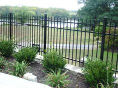 338 Best Aluminum Fence Images Aluminium Fencing