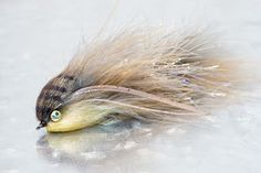 Fly Fish Food -- Fly Tying and Fly Fishing : Flugenzombie - An Articulated Streamer