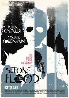 Doctor who season 9 episode posters 2015: Before the Flood